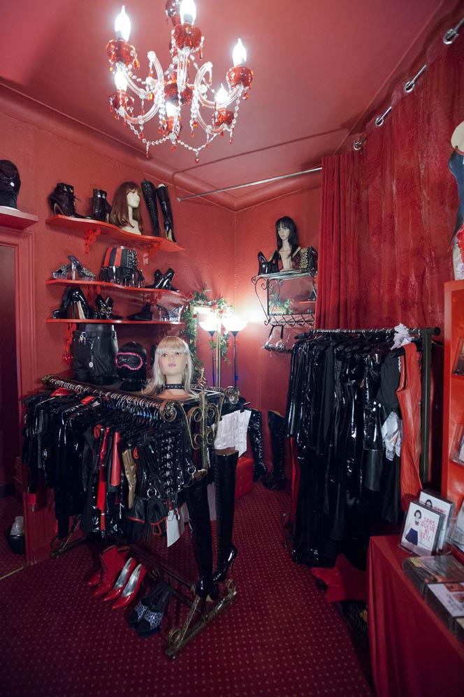 Sex shop boutique internet
